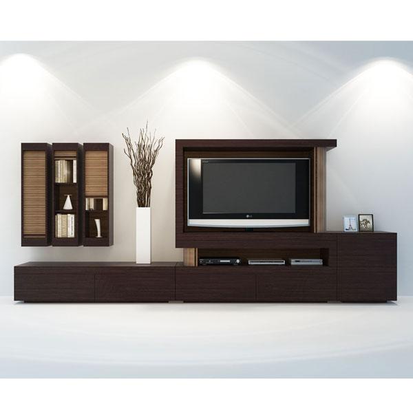میز تلویزیون با درب کرکره ای S4 |