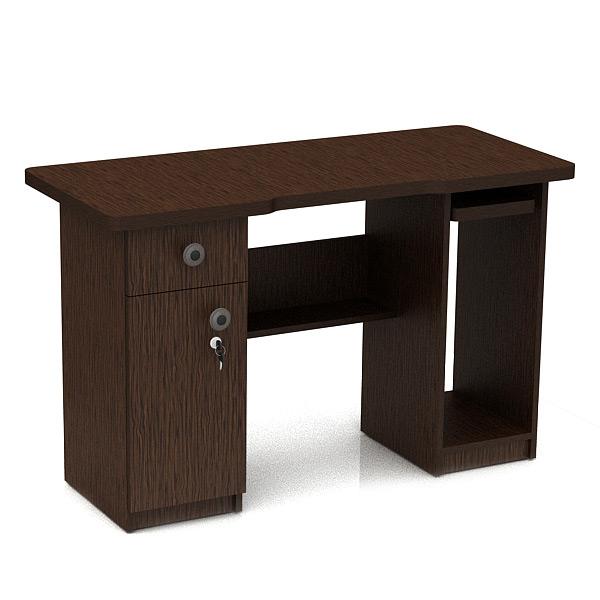 میز کامپیوتر سهیل با کیبورد کوچک صدرا 120x50 سانتیمتر |