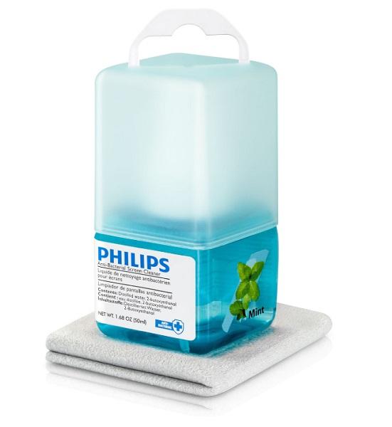 کيت تميز کننده فيليپس مدل Eco-Friendly SVC1117/10 | Philips Eco-Friendly SVC1117/10 Screen Cleaner