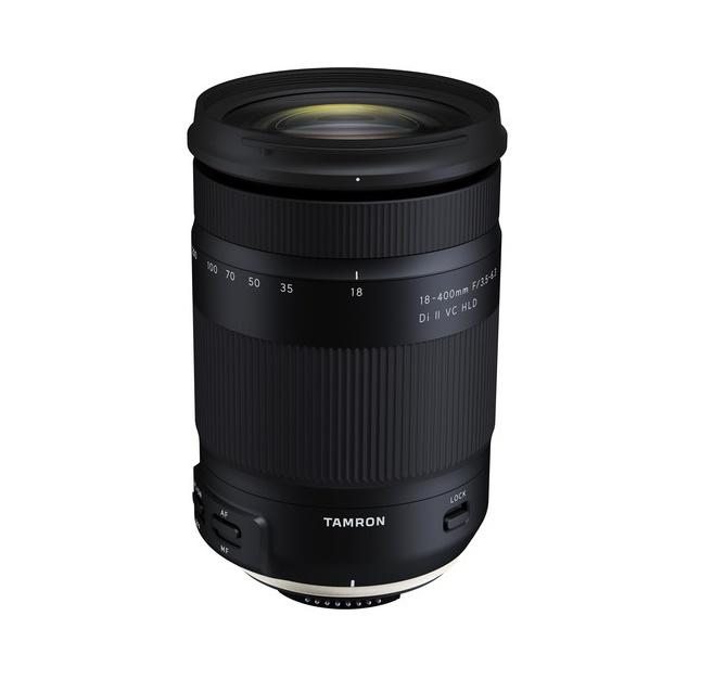 لنز تامرون مدل 18-400 mm F/3.5-6.3 Di II VC HLD مناسب برای دوربینهای نیکون | Tamron 18-400 mm F/3.5-6.3 Di II VC HLD For Nikon Cameras Lens