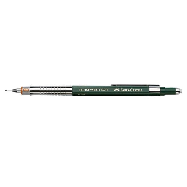 مداد نوکی Faber Castell مدل TK-Fine Vario L با قطر نوشتاری 0.7 میلی متر | Faber Castell TK-Fine Vario L 0.7mm Mechanical Pencil