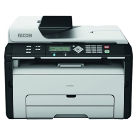 چاپگر چند کاره لیزری Ricoh SP 204SF  Black and White Multifunction Laser Printer