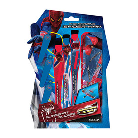 SpiderMan SlingShot Gliders Pack 3