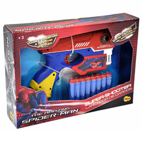 SpiderMan Sliper Shooter