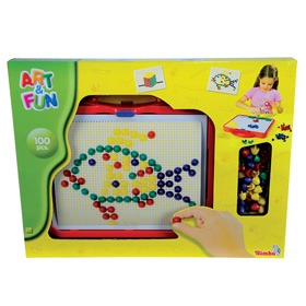 Art and Fun Mosaic Set in a Case