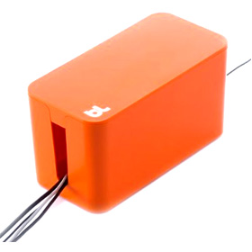 جعبه کابل BlueLounge Cablebox mini Orange