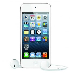 آی پاد iPod Touch with Retina Display 5th Gen 32GB White MD720