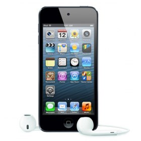 آی پاد iPod Touch with Retina Display 5th Gen 32GB Black MD723