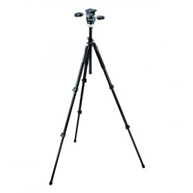 Professional Aluminium Tripod without Head 190XPROB Black - نورنگار