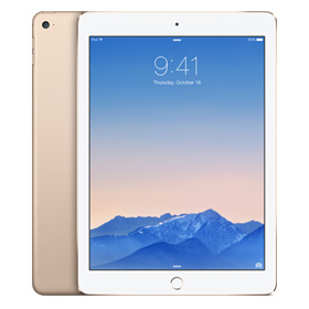 iPad Air 2 with Retina Display 16GB (WiFi+4G) Gold MH2W2 - بدون گارانتی‎ |