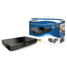 Kguard 960H All-In-One DVR  BR1621