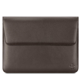 کاور چرمی Belkin Premium Leather Sleeve F7N010CWC00 Dark Brown for All iPads