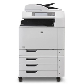 چاپگر چند کاره لیزری رنگی HP Color LaserJet CM6040 Multifunction Printer Q3938A