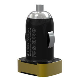 شارژر فندکی Ldnio DL-C211 USB Car Charger