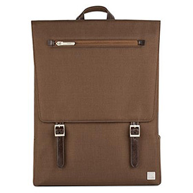 کوله پشتی نوت بوک 15 اینچ Moshi Helios Designer Laptop Backpack Cocoa Brown for Retina MacBook Pro 15