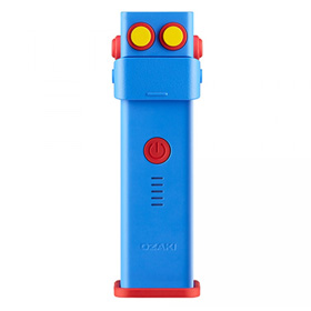 پاور بانک Ozaki O!tool Battery D26 OT240BU Blue - نقش
