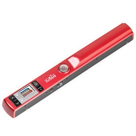 اسکنر قابل حمل Scanzee BQS030W Portable Scanner Red
