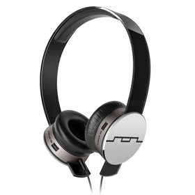 هدست Sol Republic Tracks HD V10 On-Ear Headphones Black Mic and Music Control