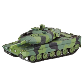 تانک Strv 122A/122B Swedish Leopard 2 - 1:72