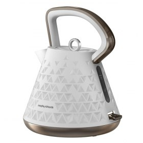کتری برقی 1.5 لیتر Morphy Richards Prism Traditional Kettle White 108102