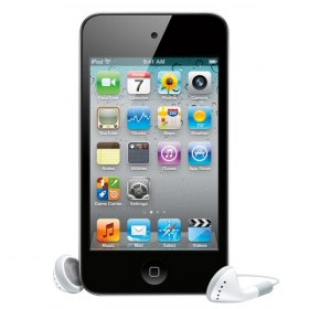 آی پاد iPod Touch with Retina Display 4th Gen 16GB Black ME178