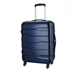 کیف مسافرتی 55 سانتیمتر 4 چرخ سرمه ای کارلتون Carlton Cayenne 235J455MB